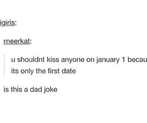 funny, kiss, and date image