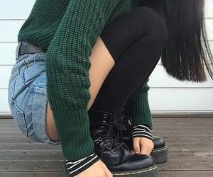 alternative, kfashion, and moda image