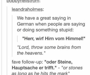funny, german, and language image