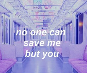 quote, purple, and grunge image