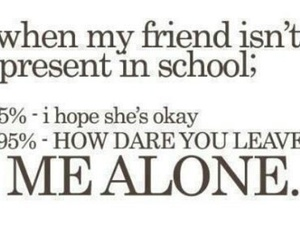 friends and alone image