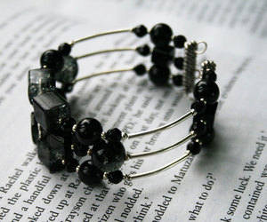 etsy, fashion, and pearls image