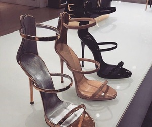 shoes, dress, and style image