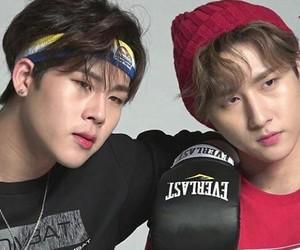 jooheon, changkyun, and im image