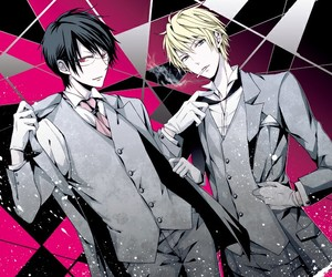 durarara and anime image