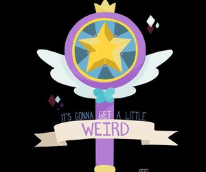 princess and star butterfly image