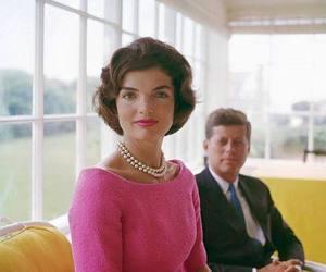 Jackie Kennedy image