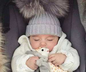 baby, cute, and cutie image