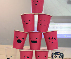 cute, cup, and photography image