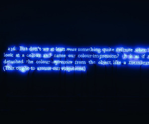 blue, neon, and neon signs image