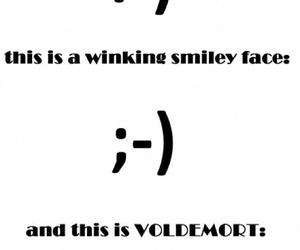 black, faces, and smileys image