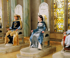 anna popplewell, william moseley, and skandar keynes image