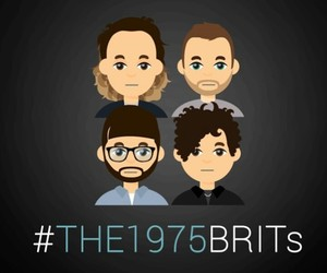 ross, brits awards, and the 1975 image