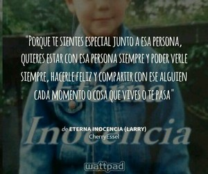 eterna inocencia, larry stylinson, and love image