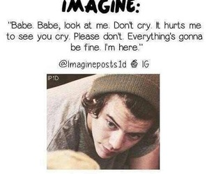 Harry Styles, one direction, and imagine image