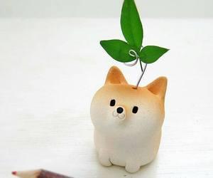 dog, kawaii, and cute image