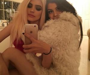 sahar luna and kelsey calemine image