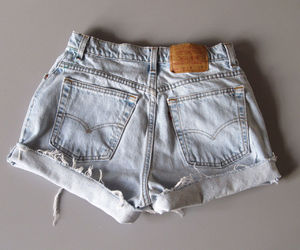 90s, cut offs, and ebay image