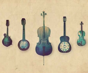 music, art, and guitar image