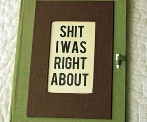 book, shit, and quotes image