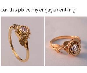 engagement, goals, and ring image
