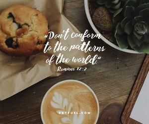 beauty, bible, and coffee image
