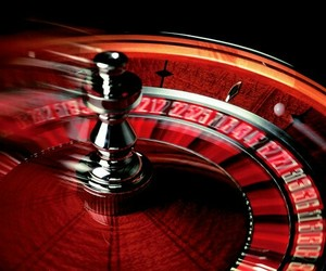 numbers, red and black, and roulette image