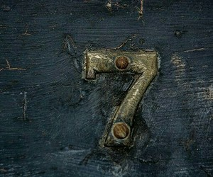 7, navy, and numbers image