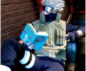 cosplay and kakashi image