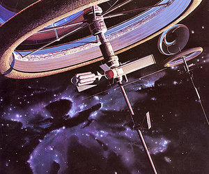 art, space, and syd mead image