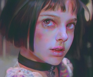 natalie portman, mathilda, and leon image