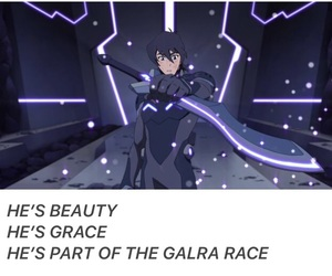funny, keith, and Voltron image