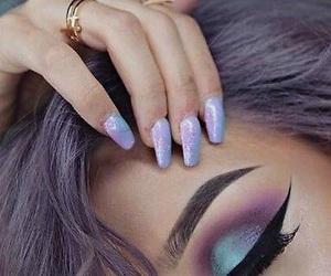 color, cabello, and estilo image