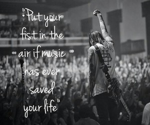 music, pierce the veil, and life image