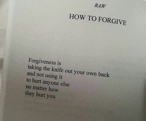 forgive, love, and forgiveness image