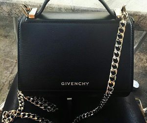 bag, Givenchy, and black image