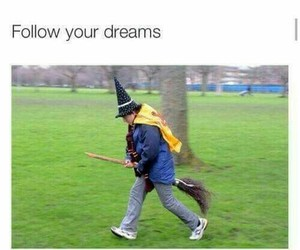 Dream, harry potter, and wizard image