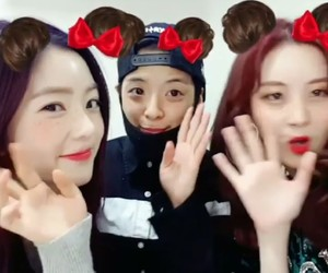 amber, red velvet, and seohyun image