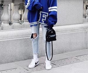 alternative, backpack, and black image