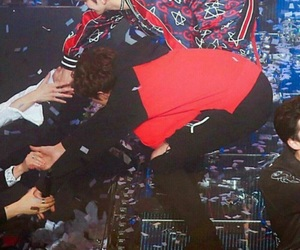 blessed, exo, and chanbaek image