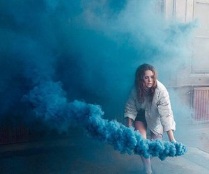 blue, not on drugs, and tove lo image