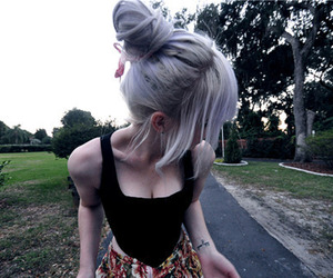 girl, charlavail, and hair image