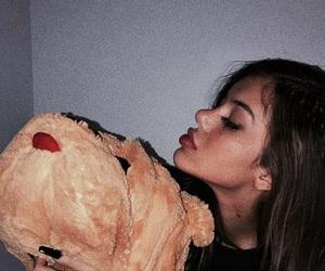 girl, model, and sahar luna image