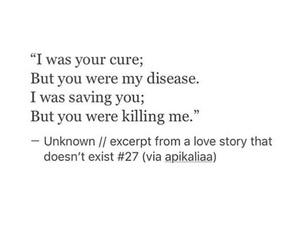 alone, disease, and ignorance image