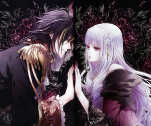 anime and reine des fleurs image