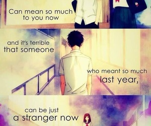 anime, quote, and ao haru ride image