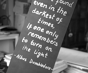 dumbledore, harry potter, and inspiration image
