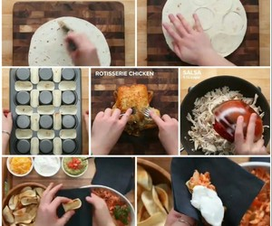 Chicken, diy, and mexican image