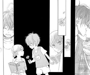 manga, tonari no kaibutsu-kun, and shizuku image
