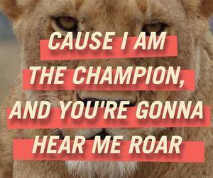 katy, me, and roar image